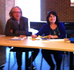 Professors Kevin Dowler and Rosemary Coombe answer questions on the future of cultural policy research