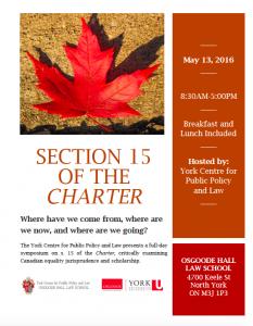 Symposium Program